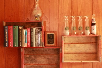 Vintage Craft Crate Bookshelf_04