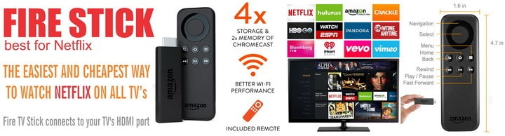 best streaming device for netflix