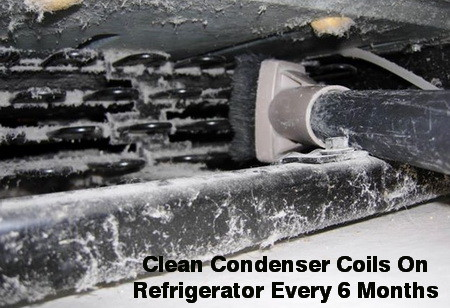 Refrigerator Condenser refrigerator is not cooling - what to check and how to fix