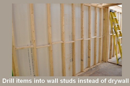 wall stud location