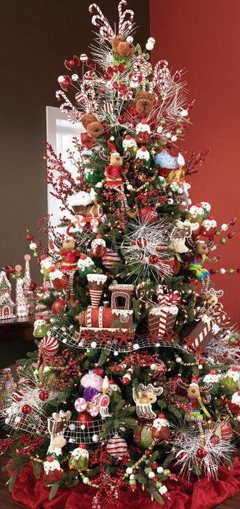 Christmas Tree Decorating Ideas_12