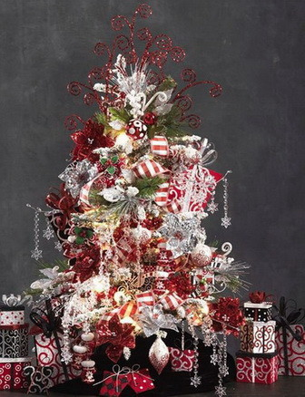 Christmas Tree Decorating Ideas_14
