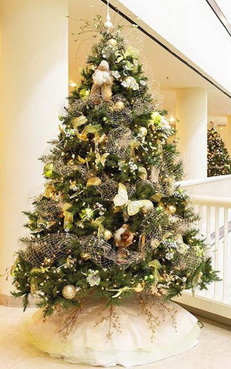 Christmas Tree Decorating Ideas_22