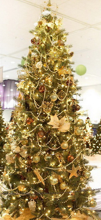 Christmas Tree Decorating Ideas_24