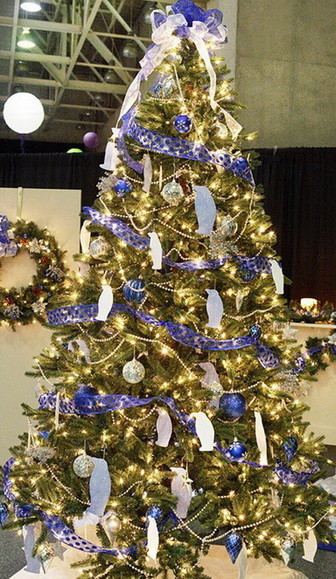Christmas Tree Decorating Ideas_25