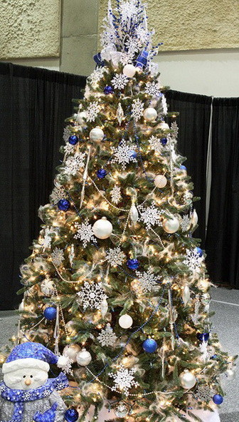 Christmas Tree Decorating Ideas For 2016 ... - photo#50