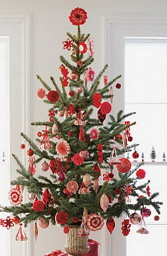 Christmas Tree Decorating Ideas For 2016