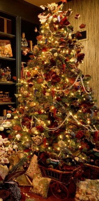 Christmas Tree Decorating Ideas_36