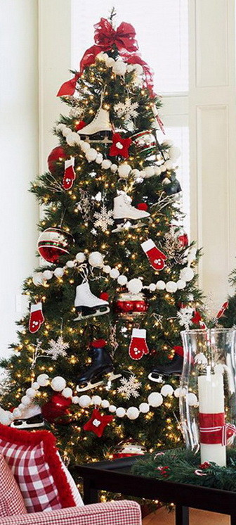 Christmas Tree Decorating Ideas_38