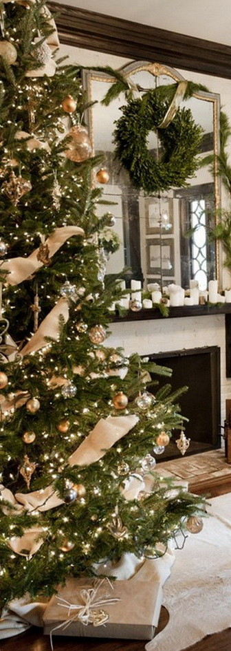 Christmas Tree Decorating Ideas For 2016 ... - photo#47