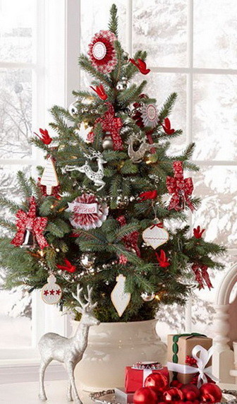 Christmas Tree Decorating Ideas_46