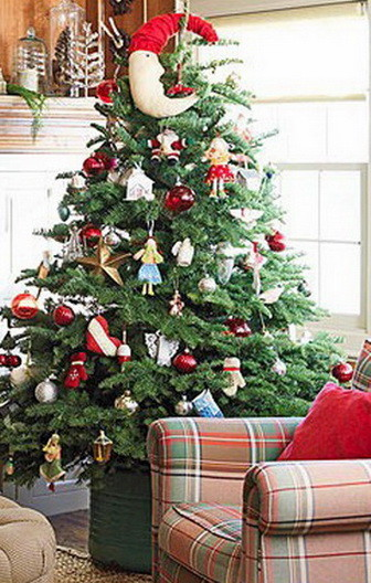 Christmas Tree Decorating Ideas_49