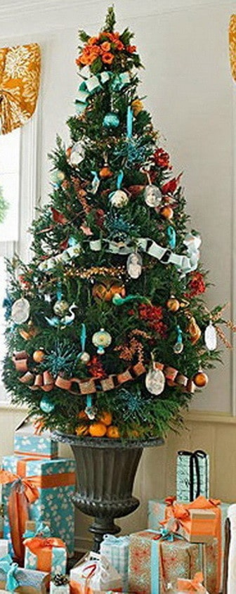 Christmas Tree Decorating Ideas_50