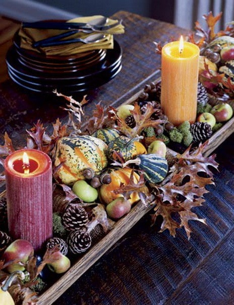Decorating Ideas > 36 Thanksgiving Decorating Ideas And Traditional Recipes  ~ 074229_Thanksgiving Recipes Decorations