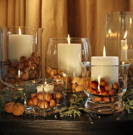 36 thanksgiving decorating ideas and traditional recipes - Thanksgiving decorations ...