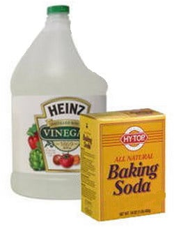 best ways to clear a clogged drain without using harsh chemicals 1 vinegar u0026 baking soda