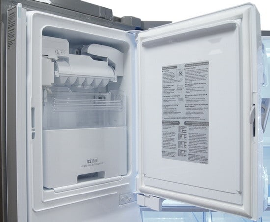 How To Fix A Refrigerator Ice Maker That Is Not Making Ice