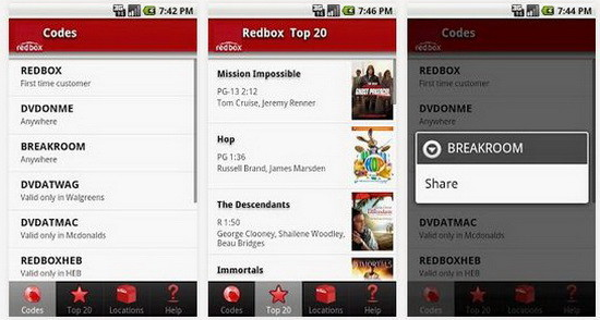 18 Free Redbox Codes and 7 Ways to Get More Sign Up for Redbox Emails and Get a Free RentalGet a Free Redbox Rental When You Download Their AppJoin Redbox PerksJoin the Redbox Text Club for Free Redbox CodesReserve Online and Get a Free Redbox Code (2 more items).