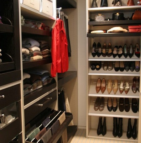 43 Organized Closet Ideas - Dream Closets_02