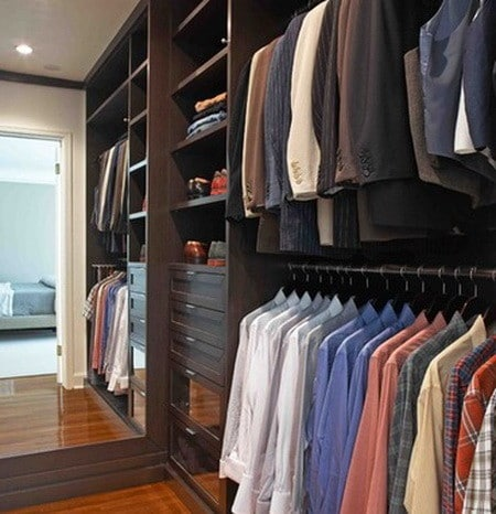 43 Organized Closet Ideas - Dream Closets_03