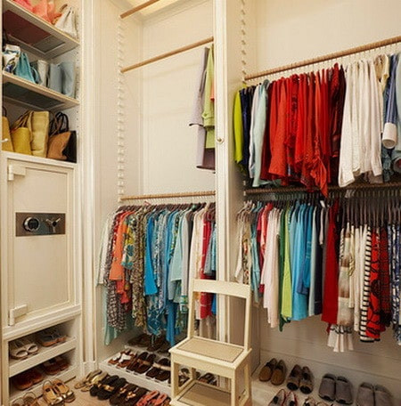 43 Organized Closet Ideas - Dream Closets_06