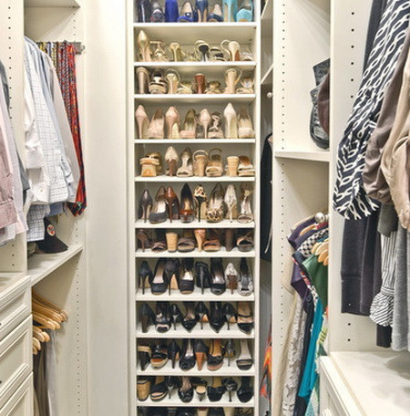 43 Organized Closet Ideas - Dream Closets_08