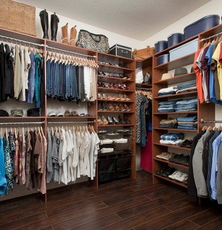 How To Organize Your Closet Clothing Storage
