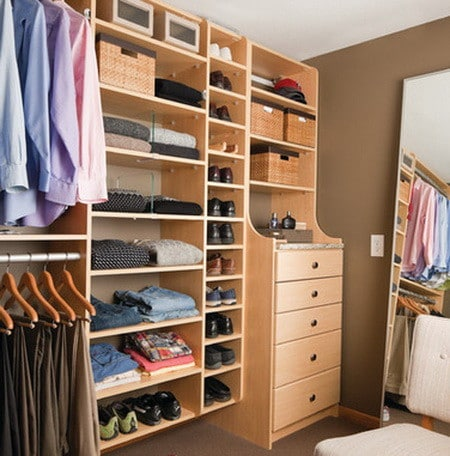 43 Organized Closet Ideas - Dream Closets_15