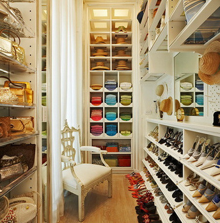 43 Organized Closet Ideas - Dream Closets_17