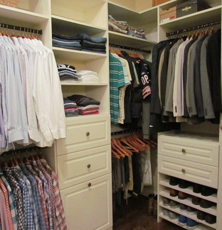 43 Organized Closet Ideas - Dream Closets_18