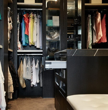 43 Organized Closet Ideas - Dream Closets_19