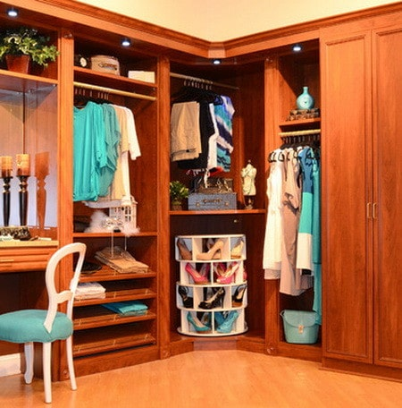 43 Organized Closet Ideas - Dream Closets_20