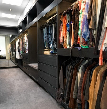 43 Organized Closet Ideas - Dream Closets_21