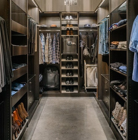 43 Organized Closet Ideas - Dream Closets_22