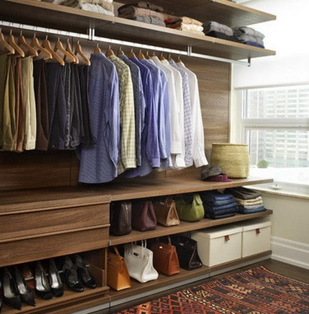 43 Organized Closet Ideas - Dream Closets_24