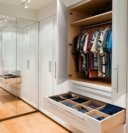 43 Organized Closet Ideas - Dream Closets_25