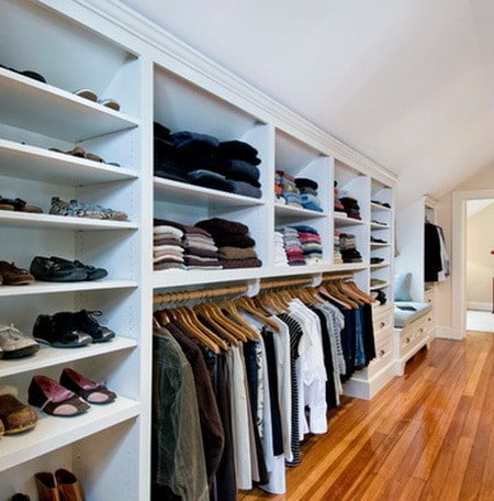 43 Organized Closet Ideas - Dream Closets_26