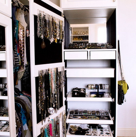 43 Organized Closet Ideas - Dream Closets_28