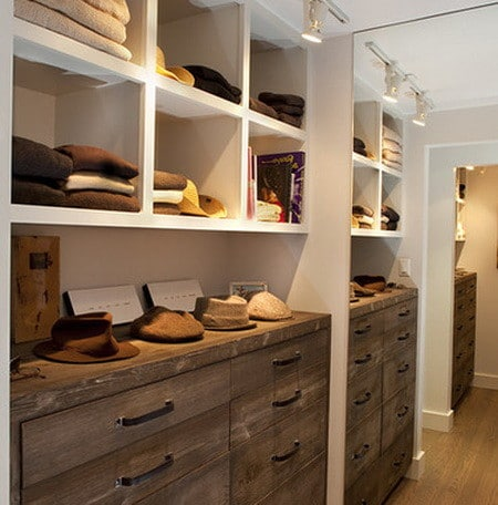 43 Organized Closet Ideas - Dream Closets_30