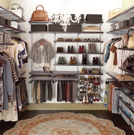 43 Organized Closet Ideas - Dream Closets_31