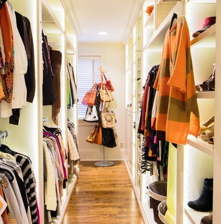 43 Organized Closet Ideas - Dream Closets_32