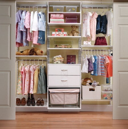43 Organized Closet Ideas - Dream Closets_33