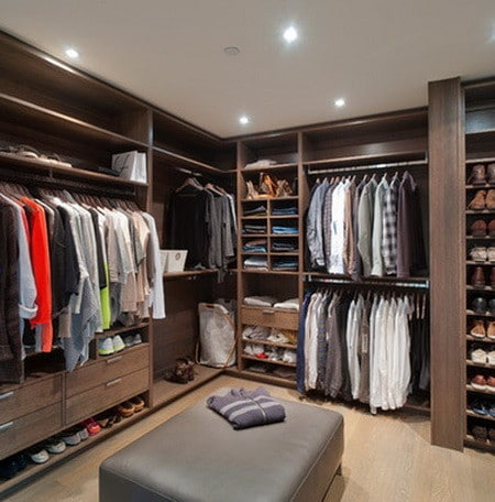 43 Organized Closet Ideas - Dream Closets_38