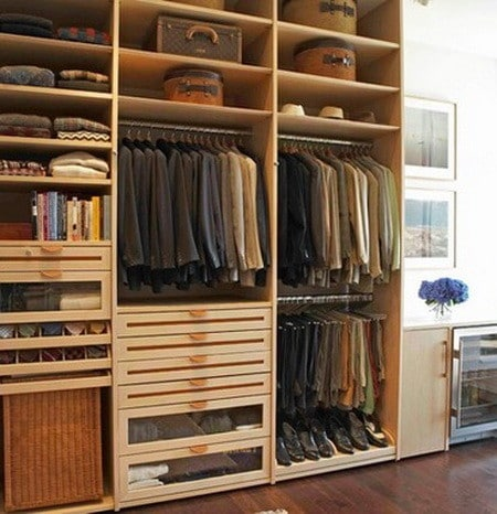 43 Organized Closet Ideas - Dream Closets_41