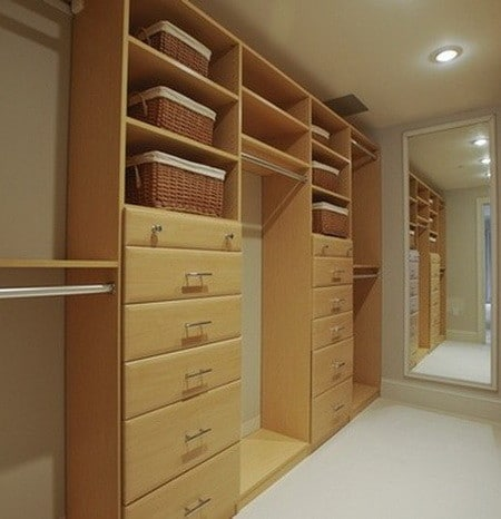 43 Organized Closet Ideas - Dream Closets_43