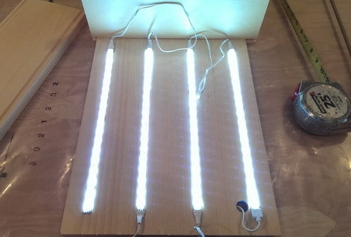 How To Build An LED Light Table_08