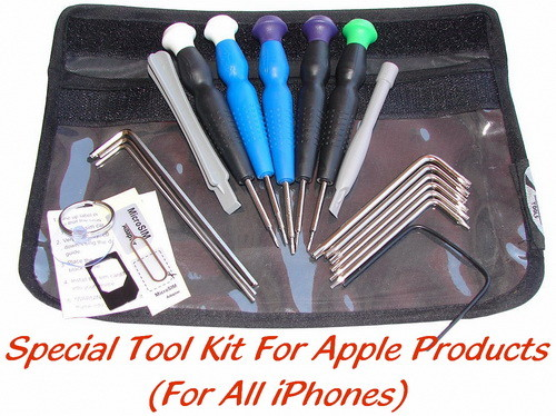 Tool Kit for Apple Products