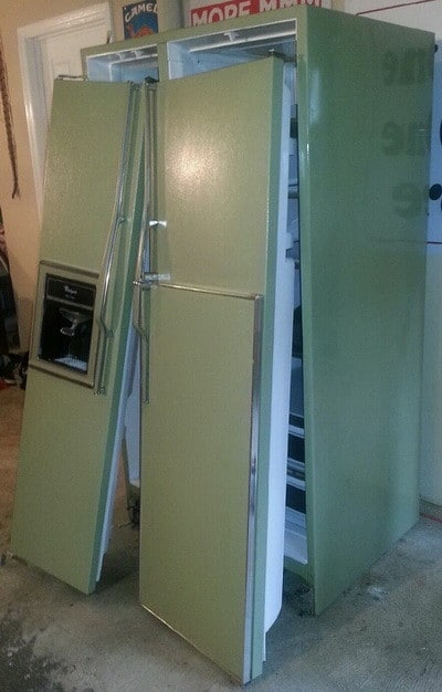 how to repaint fridge_1