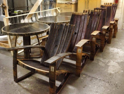 whiskey wine barrel furniture4
