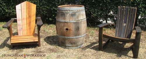 whiskey wine barrel furniture_6